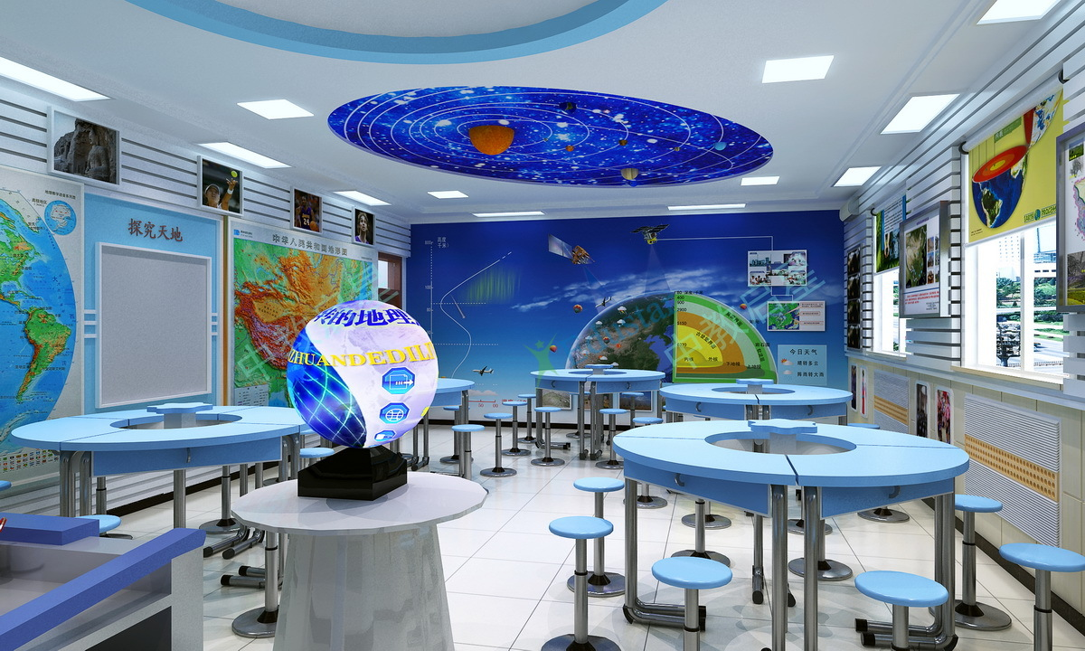 地理专用教室 (4)